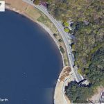【ポイントNo:4256】山梨県富士河口湖町 「河口湖 ホテル下」 バス釣りポイント