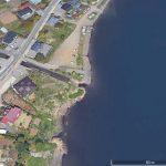 【ポイントNo:4248】山梨県富士河口湖町 「河口湖 長浜」 バス釣りポイント