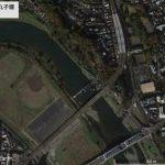 【ポイントNo:2316】東京都大田区 「多摩川丸子堰」 バス釣りポイント