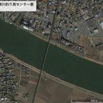 【ポイントNo:2208】茨城県潮来市 「常陸利根川釣り具センター裏」 バス釣りポイント