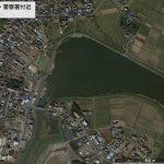 【ポイントNo:2224】茨城県稲敷市 「小野川・警察署付近」 バス釣りポイント