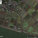 【ポイントNo:2233】茨城県かすみがうら市 「一の瀬川」 バス釣りポイント