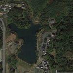 【ポイントNo:12001】福岡県糟屋郡 「草場池」 バス釣りポイント