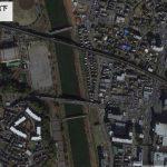 【ポイントNo:2288】千葉県八千代市 「新川 東葉高速下」 バス釣りポイント