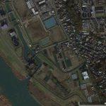 【ポイントNo:2311】千葉県松戸市 「坂川」 バス釣りポイント