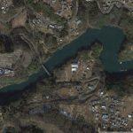 【ポイントNo:2307】神奈川県相模原市 「相模川」 バス釣りポイント