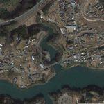 【ポイントNo:2308】神奈川県相模原市 「沢井川」 バス釣りポイント