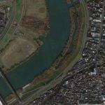 【ポイントNo:2312】東京都葛飾区 「江戸川」 バス釣りポイント