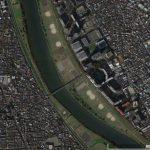 【ポイントNo:2318】東京都大田区 「多摩川ガス橋」 バス釣りポイント