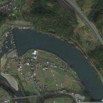 【ポイントNo:12046】福岡県うきは市 「夜明ダム」 バス釣りポイント