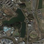 【ポイントNo:12055】福岡県飯塚市 「鳥羽池」 バス釣りポイント