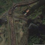 【ポイントNo:12058】福岡県北九州市 「鱒渕貯水池」 バス釣りポイント