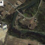 【ポイントNo:2298】千葉県市原市 「養老川 中学校裏」 バス釣りポイント