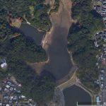 【ポイントNo:12023】宮崎県宮崎市 「新池」 バス釣りポイント