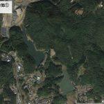 【ポイントNo:12026】鹿児島県薩摩川内市 「総合公園付近の池①」 バス釣りポイント