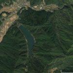 【ポイントNo:12030】熊本県上天草市 「教良木ダム」 バス釣りポイント