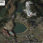 【ポイントNo:12007】佐賀県杵島郡 「商業高校付近の池②」 バス釣りポイント