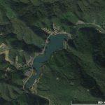 【ポイントNo:12035】熊本県天草市 「亀川ダム」 バス釣りポイント