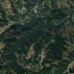 【ポイントNo:12038】大分県竹田市 「芹川ダム」 バス釣りポイント