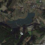 【ポイントNo:12041】大分県竹田市 「長湯ダム」 バス釣りポイント
