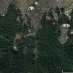 【ポイントNo:12065】福岡県大野城市 「牛頸ダム」 バス釣りポイント