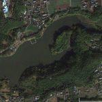 【ポイントNo:12012】鹿児島県日置市 「薩摩湖」 バス釣りポイント