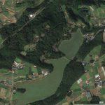 【ポイントNo:12078】長崎県雲仙市 「諏訪池」 バス釣りポイント