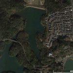 【ポイントNo:12093】福岡県行橋市 「裏ノ谷池」 バス釣りポイント