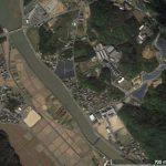 【ポイントNo:12106】福岡県宗像市 「釣川」 バス釣りポイント