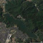【ポイントNo:12107】福岡県宗像市 「多礼ダム」 バス釣りポイント