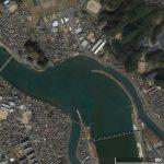 【ポイントNo:12108】福岡県遠賀郡 「遠賀川」 バス釣りポイント
