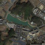 【ポイントNo:12092】福岡県田川市 「大浦池」 バス釣りポイント