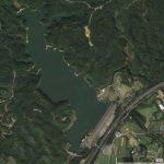 【ポイントNo:12112】沖縄県国頭郡 「漢那ダム」 バス釣りポイント