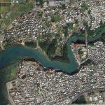 【ポイントNo:12113】沖縄県中頭郡 「比謝川」 バス釣りポイント