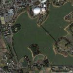 【ポイントNo:12094】福岡県糟屋郡 「駕与丁池」 バス釣りポイント