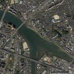 【ポイントNo:12097】福岡県福岡市 「多々良川」 バス釣りポイント