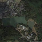 【ポイントNo:12098】福岡県糟屋郡 「高橋池」 バス釣りポイント