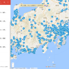 「BBF全国バス釣りポイントマップ」使用方法!!〜PC版〜